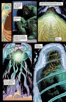 Extrait de Swamp Thing Vol.4 (DC comics - 2004) -10- (sans titre)