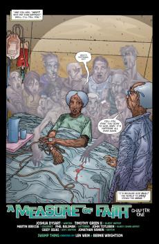 Extrait de Swamp Thing Vol.4 (DC comics - 2004) -13- A Measure of Faith Chapter One