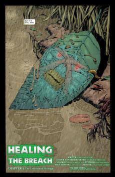 Extrait de Swamp Thing Vol.4 (DC comics - 2004) -15- Healing the Breach, Chapter One