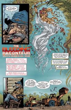 Extrait de Swamp Thing Vol.4 (DC comics - 2004) -21- The Bleeding Raconteur, Part 1: