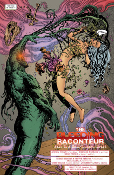 Extrait de Swamp Thing Vol.4 (DC comics - 2004) -22- (sans titre)