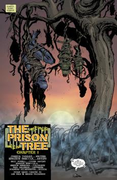 Extrait de Swamp Thing Vol.4 (DC comics - 2004) -27- The Prison Tree Chapter I