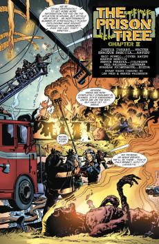 Extrait de Swamp Thing Vol.4 (DC comics - 2004) -28- (sans titre)