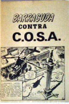 Extrait de Aquí Barracuda -1- Barracuda contra C.O.S.A