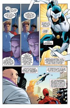 Extrait de Amazing Spider-Man (The) (2018) -1L- Back To Basis Part 1