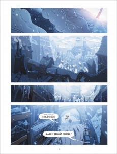 Extrait de Dreams Factory -1- La neige et l'acier