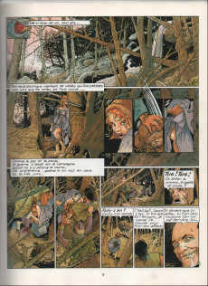 Extrait de Les compagnons du crépuscule -3a1990- Le dernier chant des malaterre