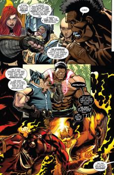 Extrait de Avengers (The) (2018) -1- The Final Host