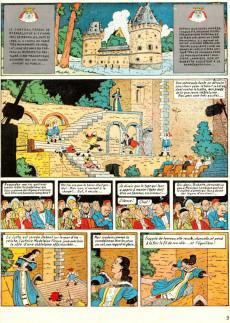 Extrait de Bob et Bobette (Collection série bleue) -3- Le trésor de Beersel