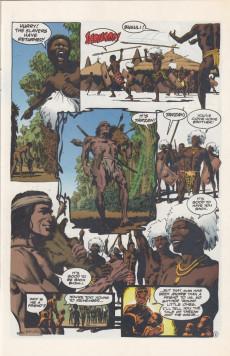Extrait de Return of Tarzan (Edgar Rice Burroughs' The) (1997) -1- The Return Of Tarzan Part 1