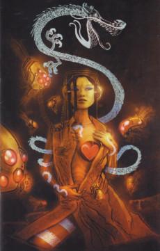 Extrait de (AUT) Templesmith -1- Fiddlesticks: Odds & Ends & Various Squidcuts Volume 01