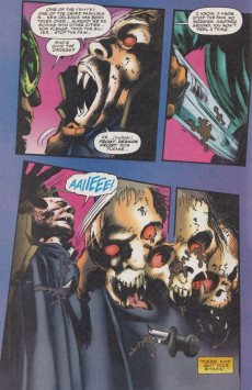 Extrait de Blade (1998) -1- Blade: Crescent City Blues