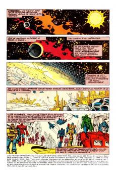 Extrait de Les transformers (Éditions Héritage) -1- Les Transformers