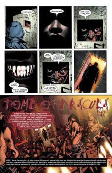 Extrait de Tomb of Dracula (The) (2004) -1- Tomb of Dracula Part One
