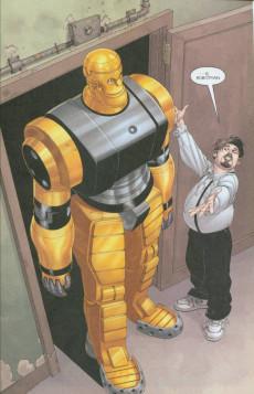 Extrait de Doom Patrol Vol.3 (DC cComics - 2001) -7- Memento.