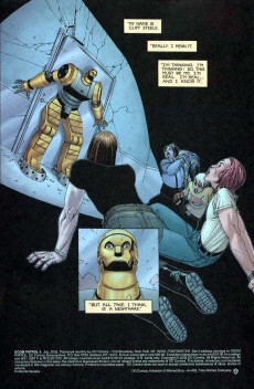 Extrait de Doom Patrol Vol.3 (DC cComics - 2001) -8- (sans titre)