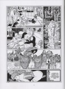 Extrait de Les grands Classiques de la Bande Dessinée érotique - La Collection -6348- Ex-libris eroticis - tome 2