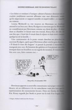 Extrait de (AUT) Herriman - Krazy Kat - George Herriman - Une Vie en noir et blanc