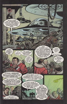 Extrait de Tom Strong's Terrific Tales (2002) -1- Tom Strong's Terrific Tales #1