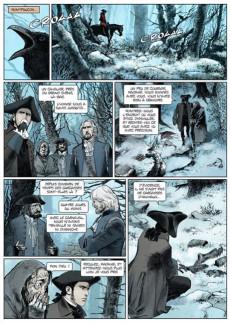Extrait de Nicolas Le Floch (Les enquêtes de) -1- L'énigme des Blancs-Manteaux