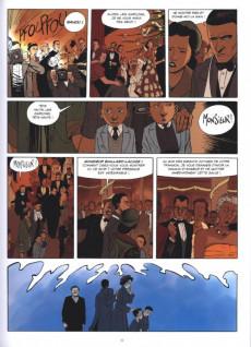 Extrait de Les années rouge & noir -3- 1951-1962 Bacchelli