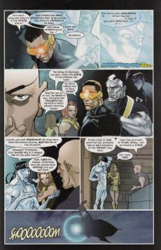 Extrait de Ultimate X4 (2006) -1- Ultimate X-men/ Fantastic Four #1