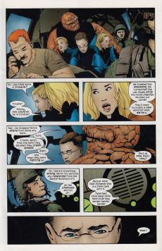Extrait de Ultimate Fantastic Four (2004) -19- Think Tank, Part 1 of 2