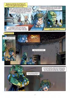 Extrait de Les chroniques de Braven Oc -4- L'Île aux dragons