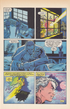 Extrait de Solar, Man of the Atom (1991) -1- No Place Like Home; (Second Death part 1)
