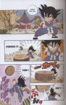 Extrait de Dragon Ball - La Collection (Hachette) -1- L'intégrale Tome 1