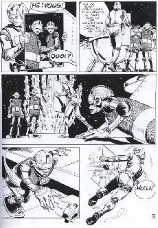 Extrait de John Parade -1TL- Le Patrouilleur de l'Espace