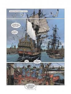 Extrait de Les grandes batailles navales -8- Texel