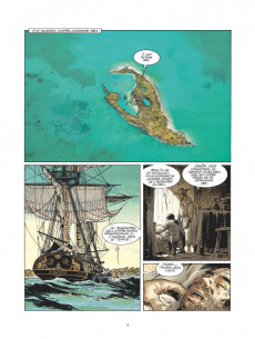 Extrait de Les pirates de Barataria -12- Yucatan