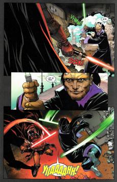 Extrait de Darth Vader (2017) -19- Fortress Vader Part I