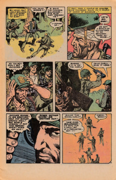 Extrait de Sgt. Rock (1977) -315- C.B. -- Combat Antenna