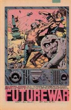 Extrait de Sgt. Rock (1977) -338- No Escape From The Front