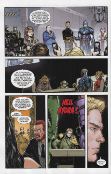 Extrait de Secret Empire - Tome INT