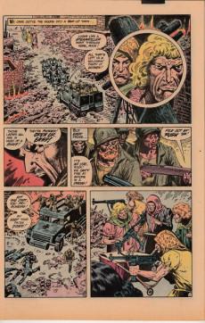 Extrait de Sgt. Rock (1977) -394- Noobody Dies...Today