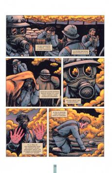 Extrait de La faucheuse des moissons -INT- Guide de 14-18 en bande dessinées