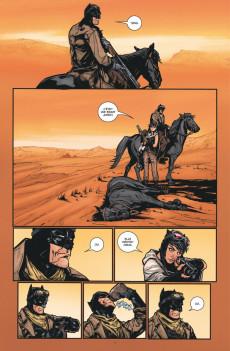 Extrait de Batman Rebirth -5- En amour comme à la guerre