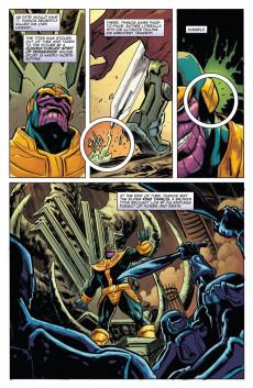 Extrait de Thanos Legacy (2018) - Tome 1