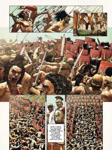 Extrait de L'homme de l'année -14- 09 - L'Homme qui vainquit les légions de Rome