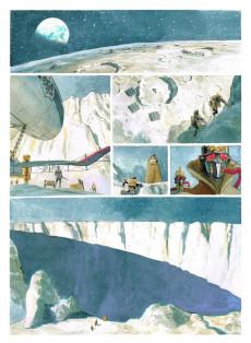 Extrait de Le château des étoiles -INT4- Un Français sur Mars