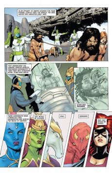 Extrait de Death of the Inhumans (2018) -1- Vox - Chapter I