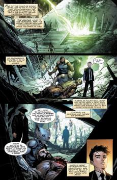 Extrait de Immortal Men (the) -5- The End Of Forever - Part V