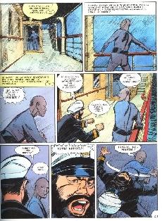 Extrait de L'encyclopédie en Bandes Dessinées -7- Commando pollution