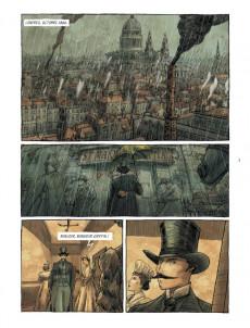 Extrait de L'homme invisible (Pontarolo) -1- Tome 1/2
