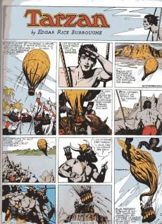 Extrait de Tarzan (Intégrale - Soleil) (1993) -3- Guerre dans le désert