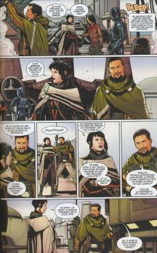 Extrait de Star Wars - Docteur Aphra -2- L'Énorme Magot