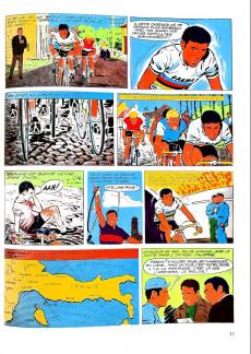 Extrait de Les fabuleux exploits d'Eddy Merckx -1- Les Fabuleux Exploits d'Eddy Merckx